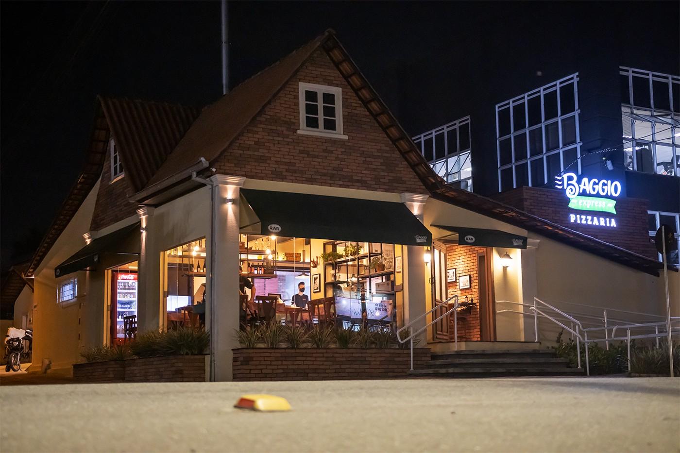 A sua Pizzaria Baggio em Ponta Grossa
