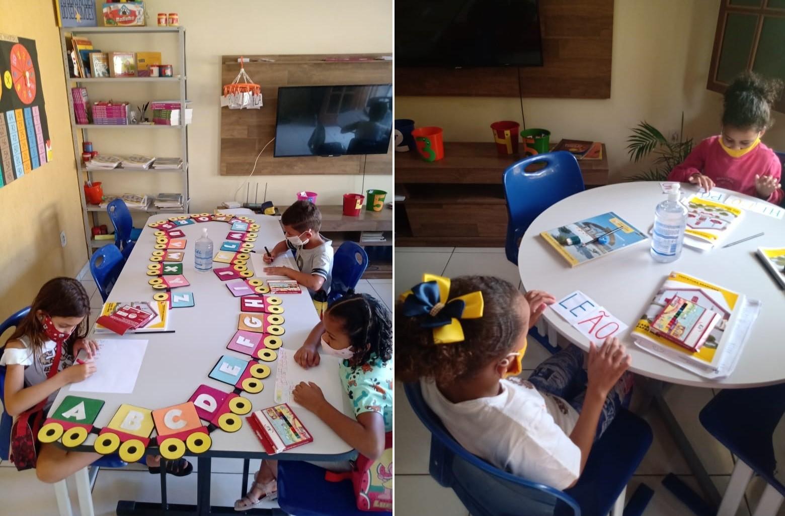 Dia do Professor: professores transformam suas casas em sala de reforço escolar em Araruama