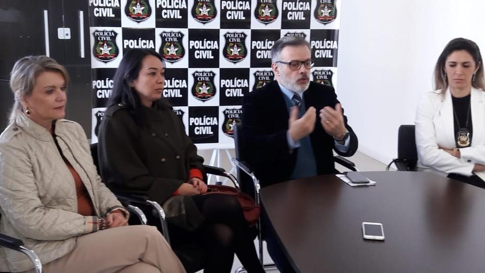 Polícia Civil divulgou balanço da Operação Anjos da Lei nesta quinta (Foto: Polícia Civil/Divulgação)