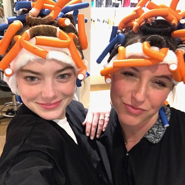 Emma Stone (Foto: Reprodução Instagram)