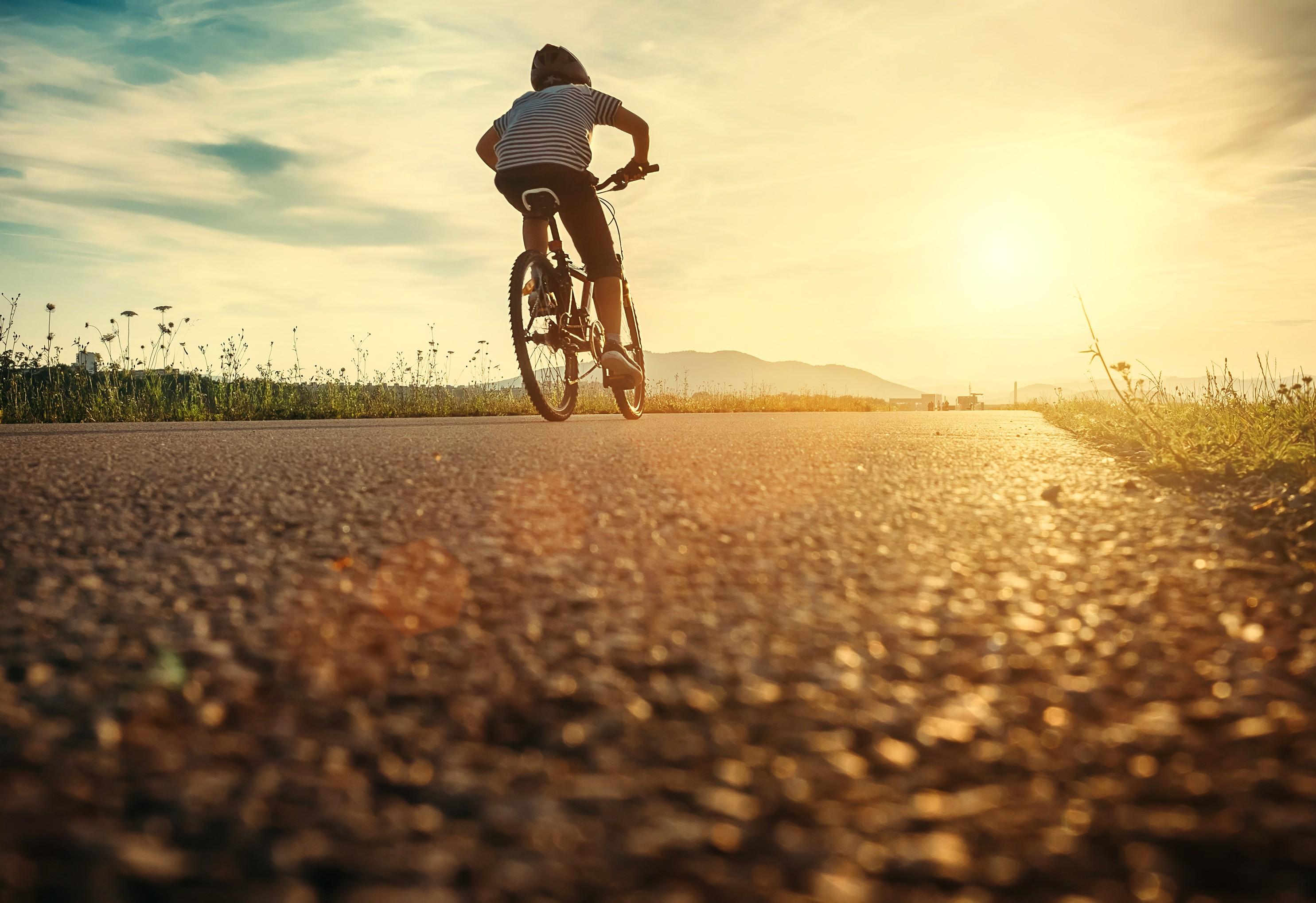 A cidade oferece bicicletas às crianças que conseguem convencer um parente a largar o cigarro (Foto: Thinkstock)