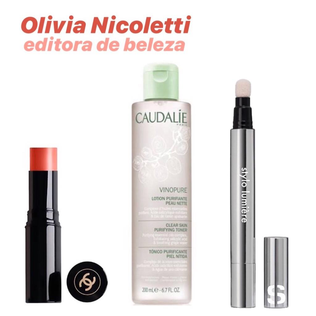 Olivia Nicoletti, Beauty Tudo 2018 (Foto: Divulgação)