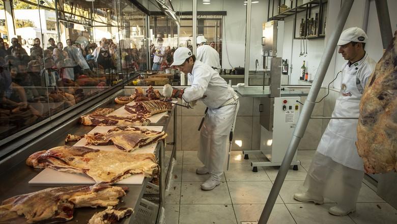 Expointer 2019. Vitrine da Carne Gaúcha (Foto: Marcelo Curia/Ed.Globo)