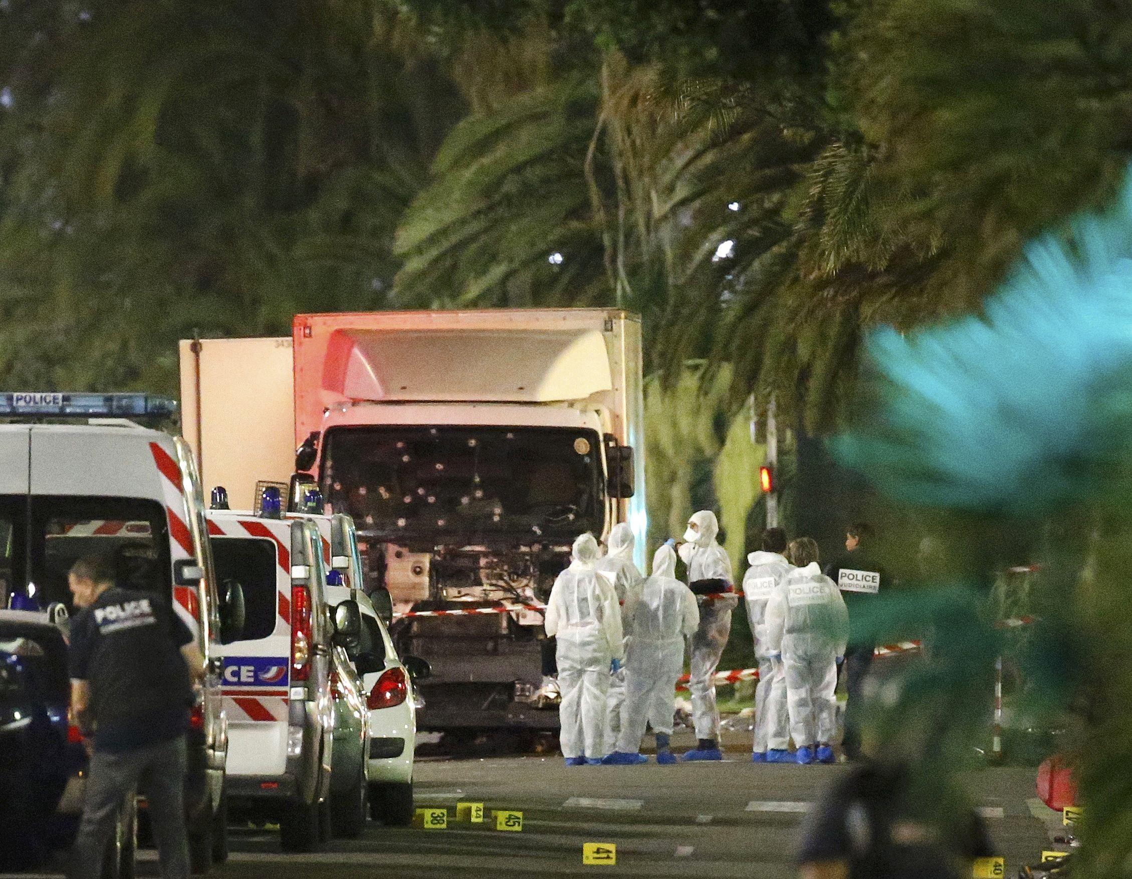 Polícia italiana prende homem apontado como cúmplice do autor do atentado com caminhão em Nice