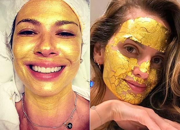 Luciana Gimenez e Izabel Goulart (Foto: Reprodução/ Instagram)