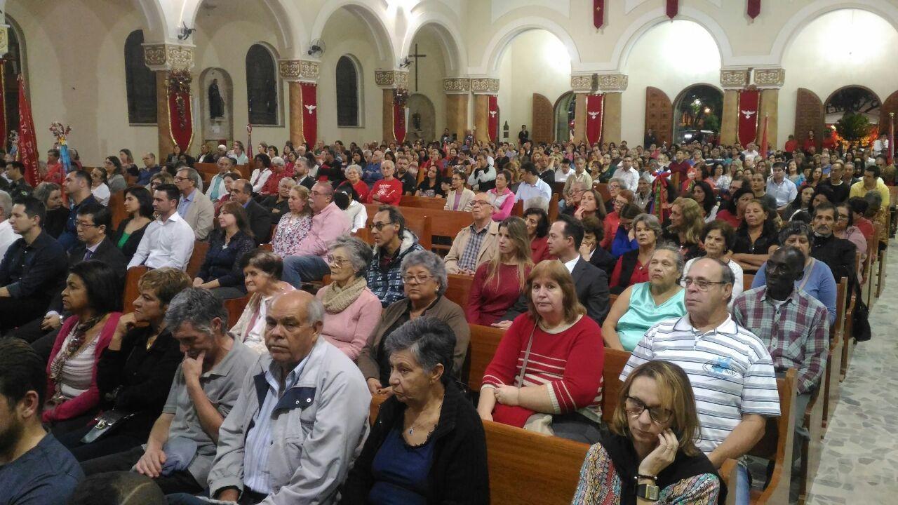 Mesmo com quermesse cancelada, Festa do Divino de Mogi das Cruzes tem programação religiosa mantida