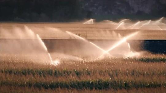 Setor agrícola é o maior consumidor de água no Brasil