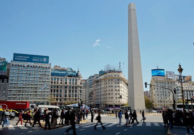 Buenos Aires, capital da Argentina (Foto: Gabriel Rossi/STF/Getty Images)