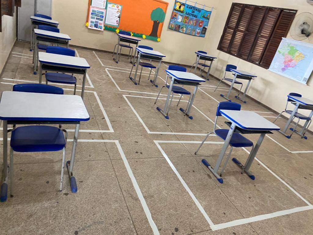 Vitória e Serra anunciam retorno de aulas presenciais para ensino Infantil e Fundamental I