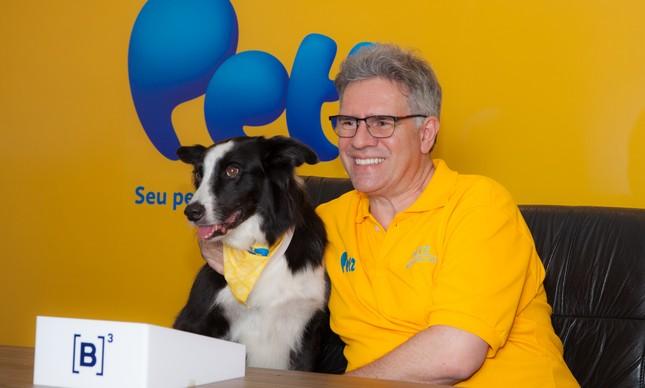 Sérgio Zimerman, fundador e CEO da Petz