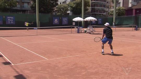 Santos sedia 59º Torneio A Tribuna de Tênis