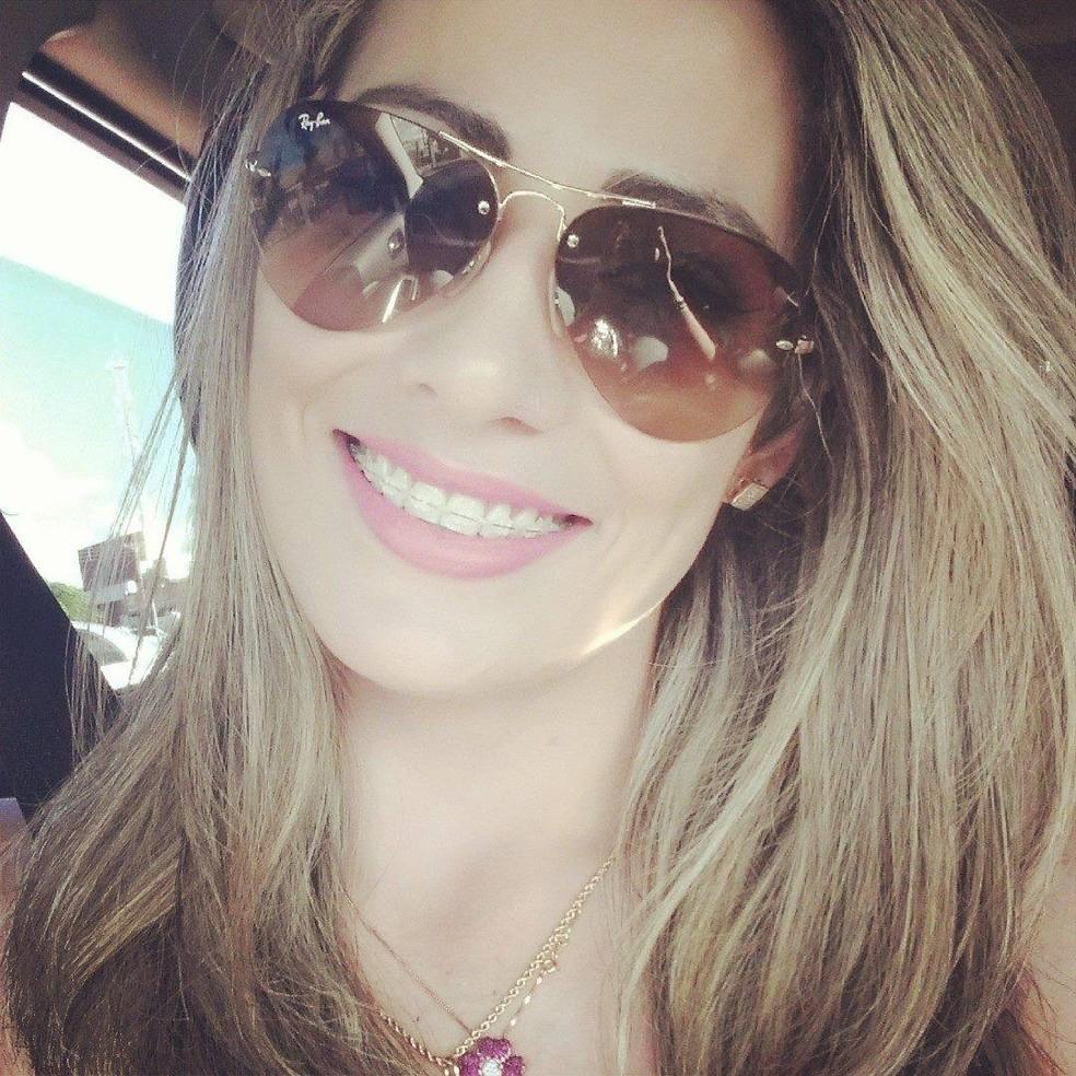 Eliane Siolim foi morta com diversos tiros — Foto: Redes Sociais