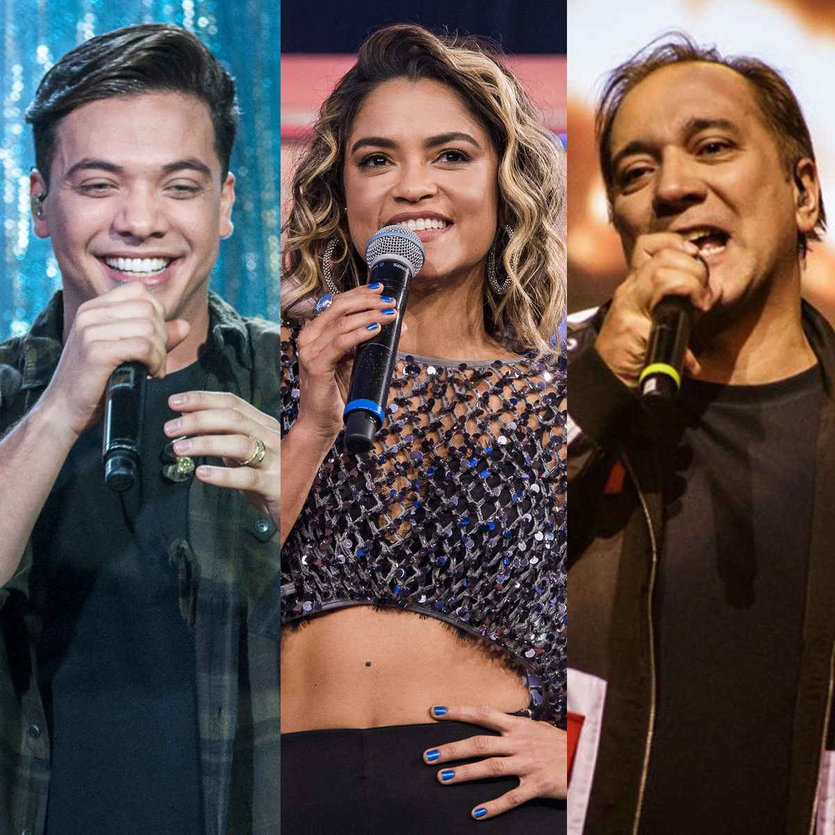 Lives de hoje: Wesley Safadão com Bruno e Marrone, Lucy Alves e mais shows para ver em casa