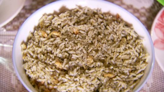 Veja a receita de pescada amarela e arroz de cuxá