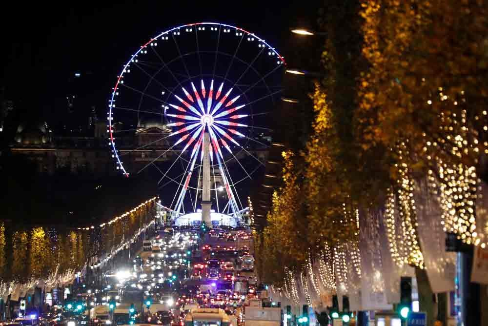 Franceses são os europeus que mais viajam durante as férias