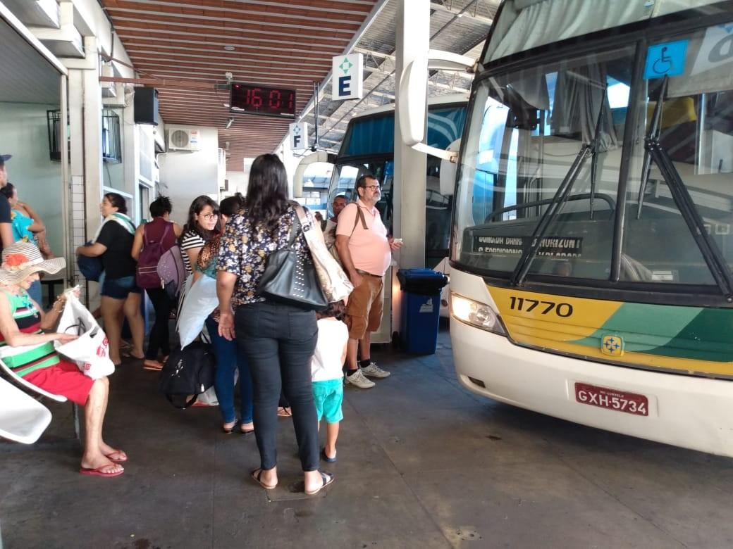Por redução da propagação do coronavírus, mais 12 cidades baianas têm transporte intermunicipal suspenso