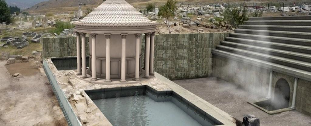 Arqueólogos desvendam mistério de 'portão do inferno' da Roma Antiga