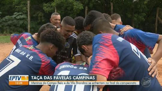 Paredão de um lado, goleador do outro: final reúne goleiro invicto e artilheiro da Taça das Favelas