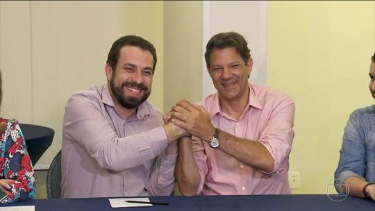 Haddad diz estar 'aberto' a incorporar propostas de Ciro Gomes em programa de governo