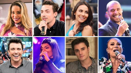Conheça os participantes do 'Show dos Famosos 2019'