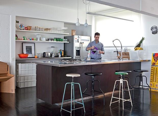decoração-de-cozinha (Foto: Lufe Gomes/Editora Globo)