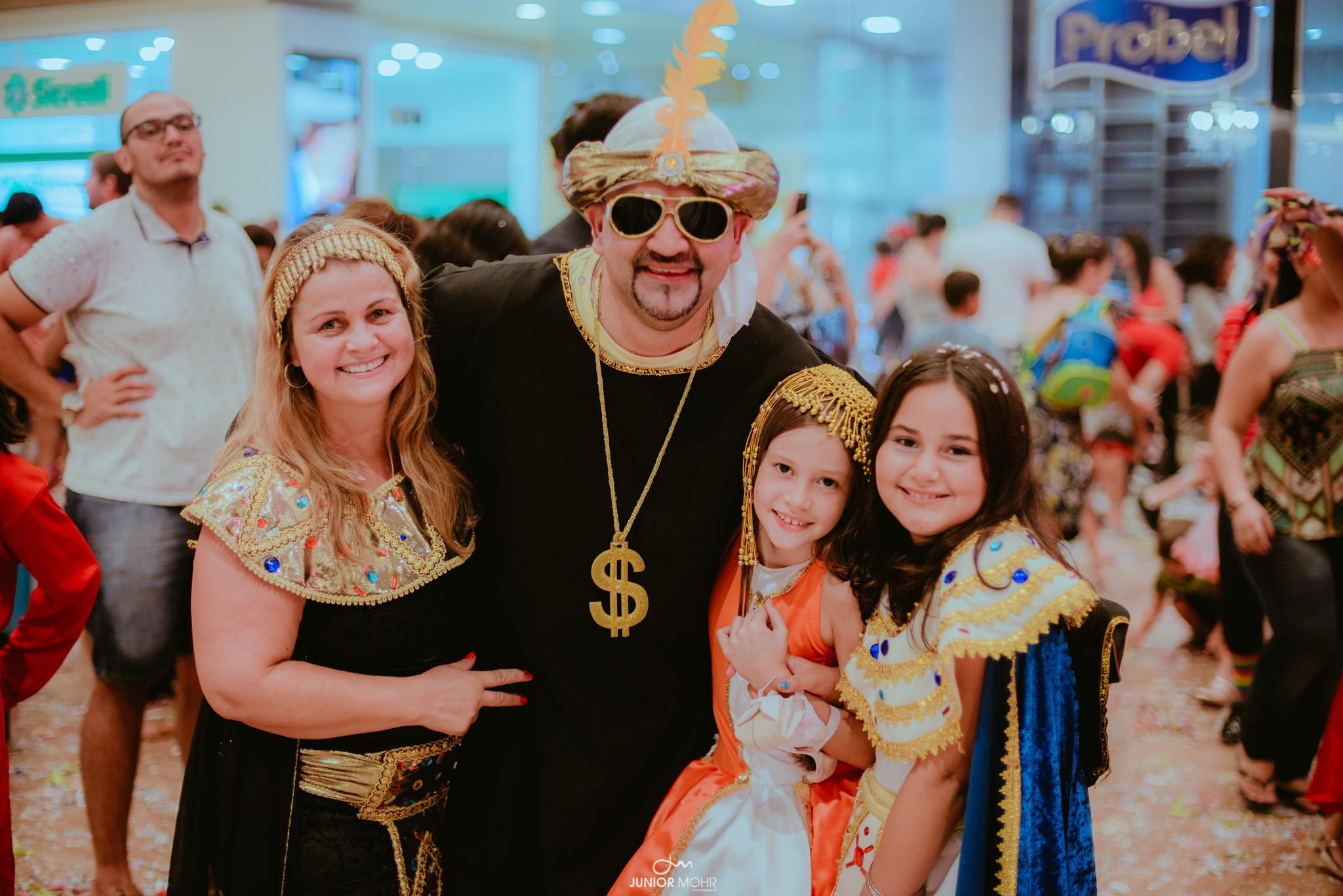 Bailinho e bloquinho Norte Sul serão na terça e domingo de Carnaval