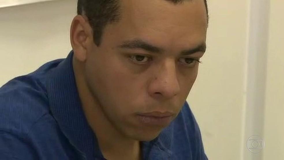 Ivan da Silva Martins, o Ivanzinho. (Foto: Reprodução/TV Globo)