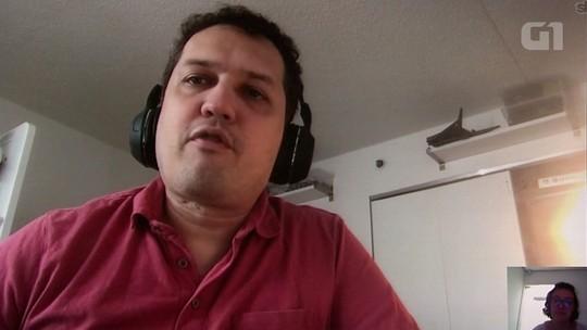 Artista brasileiro trabalha em projeto que permite experiência musical para surdos
