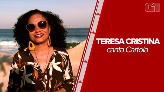 Teresa Cristina canta Cartola em única apresentação no Rio