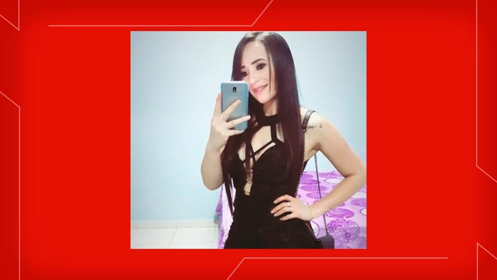 Daniele dos Santos Camargo está desaparecida em Serafina Corrêa (RS) — Foto: Arquivo Pessoal