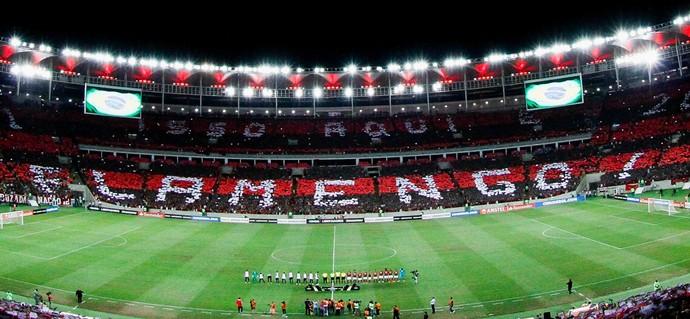 Flamengo divulga que 25 mil ingressos já foram vendidos para o primeiro jogo na semifinal da Libertadores