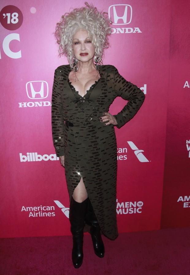 Cyndi Lauper (Foto: BackGrid)