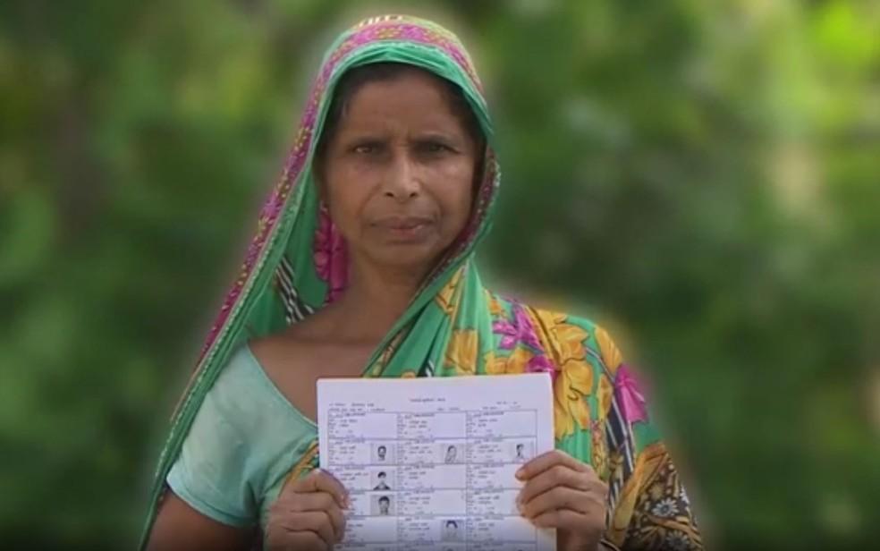 Por que 4 milhões de muçulmanos correm o risco de perder a cidadania na Índia (Foto: Reprodução/BBC)