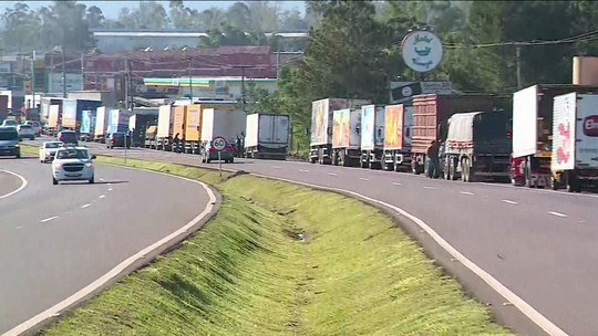 Exportação e abastecimento de carnes estão em risco com protestos de caminhoneiros, diz ABPA