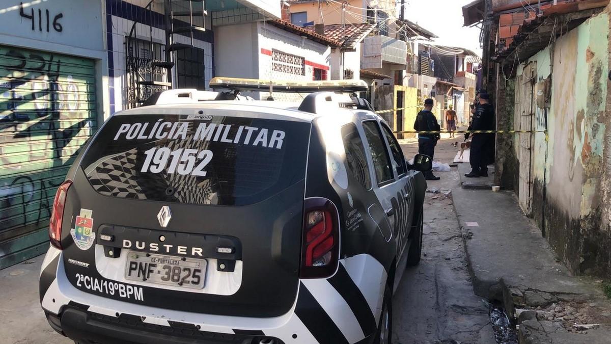 N° de mortes violentas aumenta 35,9% no CE e 98% na Região Metropolitana de Fortaleza em janeiro de 2020