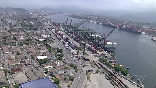 Codesp estuda adotar sistema que calcula calado em tempo real no Porto de Santos