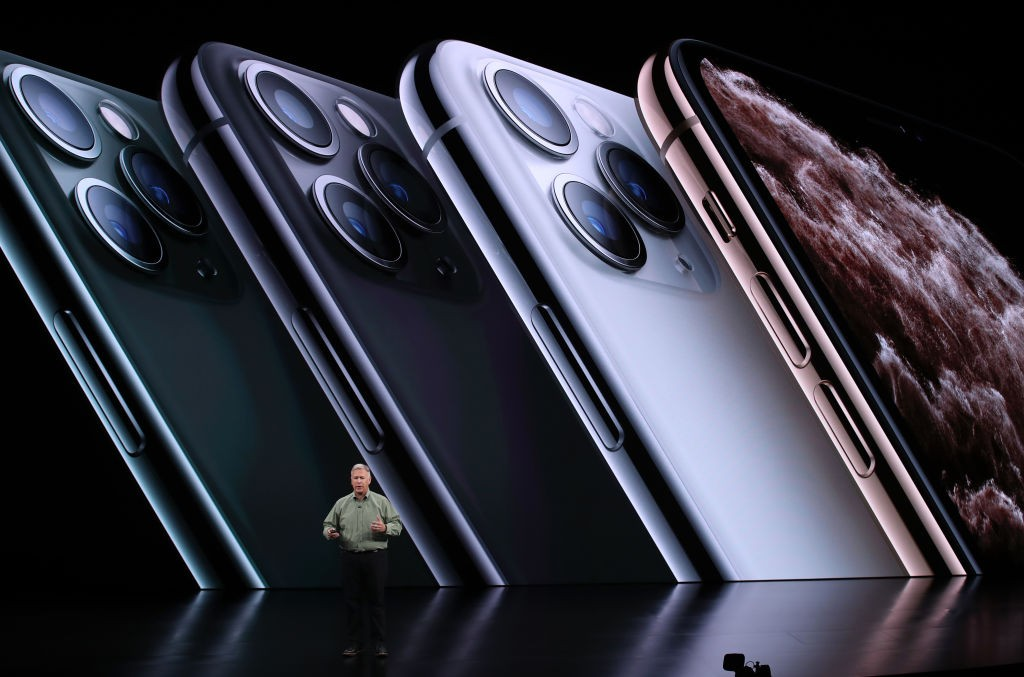 Apple apresenta o iPhone 11 Pro (Foto: Getty Images)