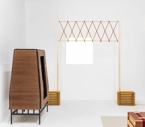 Designer cria linha de móveis capaz de gerar energia (Foto: Divulgação)