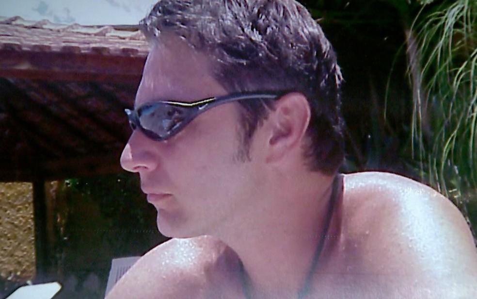 Carlos Alberto de Souza Araújo morreu após ser agredido e enterrado vivo em fevereiro de 2003 (Foto: Reprodução/EPTV)