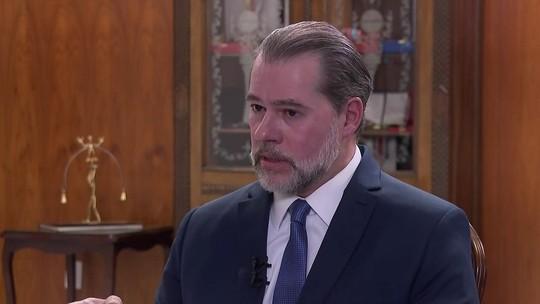 Inquérito do STF descobriu ameaças 'gravíssimas' a ministros, diz Toffoli