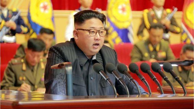 Confiar ou não confiar em Kim Jong-un, eis a questão (Foto: Getty Images/BBC News)