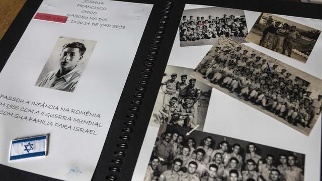 Após ditadura comunista na Romênia, família emigrou para Israel (Foto: Gui Christ/BBC Brasil)