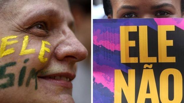 Analistas apontam que polarização política do país é preocupante (Foto: AFP/EPA via BBC News Brasil)