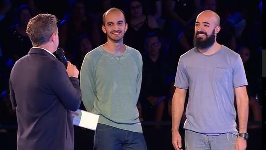 'The Wall': Gustavo e Guilherme comentam participação no game