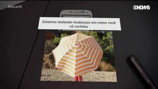 Instagram começa teste para ocultar curtidas no Brasil