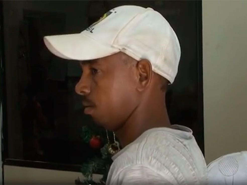 Pedreiro foi condenado a 29 anos de prisão por júri popular. (Foto: Reprodução/TV Bahia)