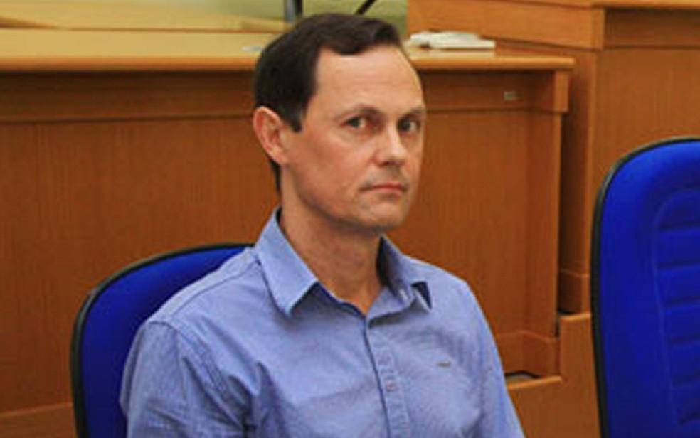 Prefeito de Campo Verde, Fábio Schroeter (PSB): tratamento contra câncer será feito em Barretos (SP) (Foto: Prefeiura de Campo Verde/Assessoria)