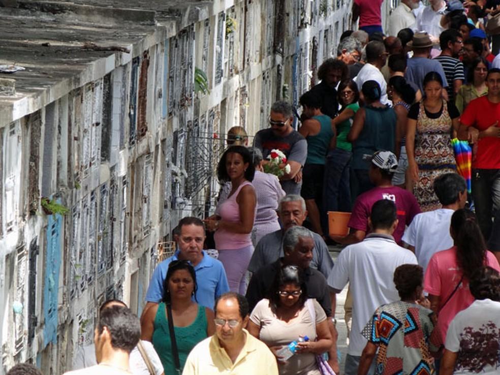 Pernambuco teve 5.427 assassinatos em 2017 (Foto: Katherine Coutinho/G1)