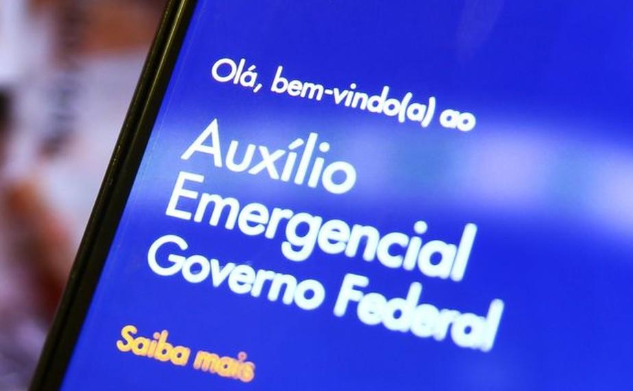 Caixa paga hoje auxílio emergencial para 3,9 milhões de beneficiários nascidos em julho