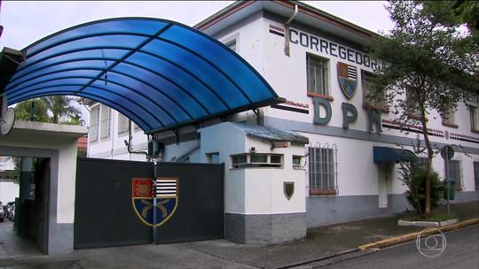 Em São Paulo, 54 policiais militares do mesmo batalhão são presos